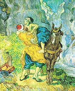 VAN GOGH le bon samaritain